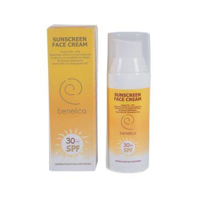 benelica sunscreen 30 spf