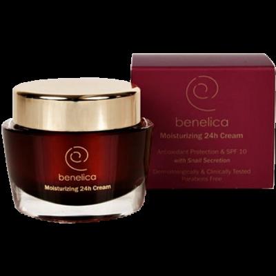 benelica moisturizing 24h cream