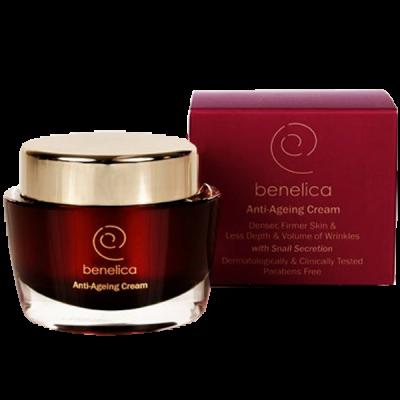 benelica anti-ageing cream