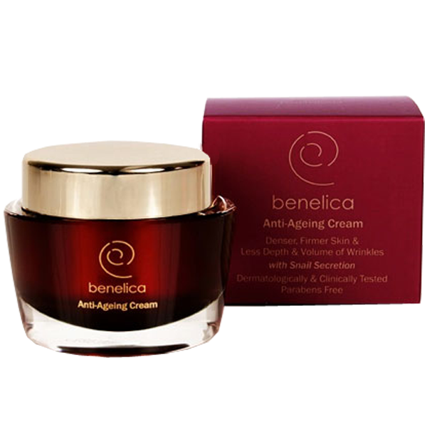 benelica anti-ageing cream