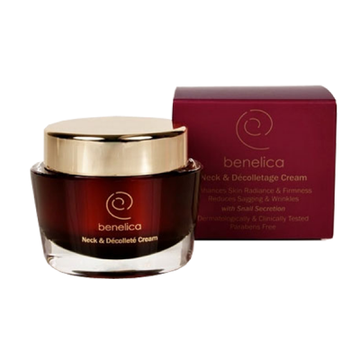 benelica neck and decolletage cream