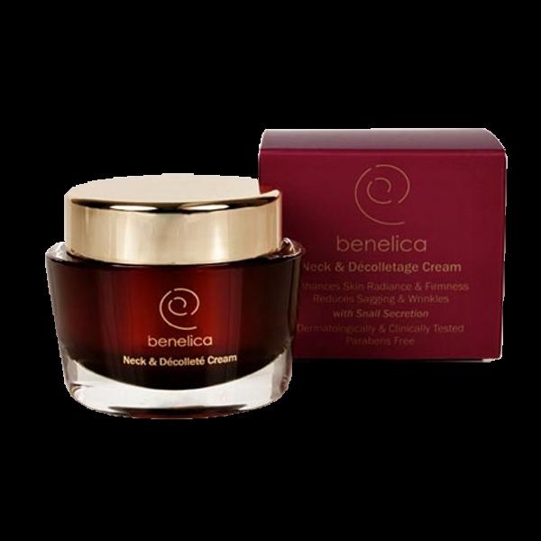 benelica neck and decolletage cream