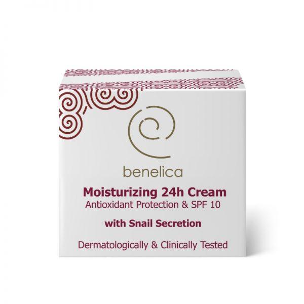 Benelica Moisturising Cream Outer ENG