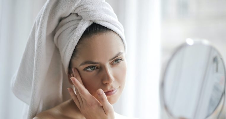 Face cleaning routine